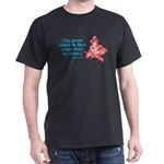 Patrick Henry - Every Man Armed Dark T-Shirt