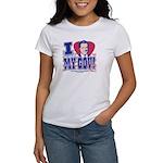 I Love My Gov Mitt Romney Women's T-Shirt