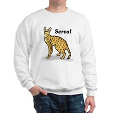 Serval Sweatshirt