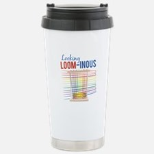 Looking Loom-inous Travel Mug