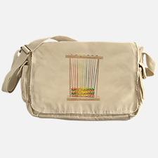 Weaving Loom Messenger Bag