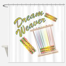 Dream Weaver Shower Curtain