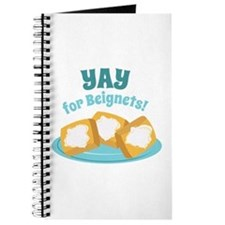 For Beignets! Journal