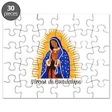 VIRGIN DE GUADELUPE Puzzle