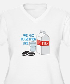 We Go Together Plus Size T-Shirt