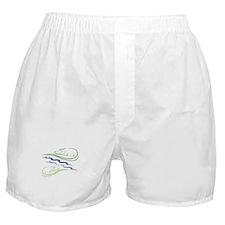 Alligators Boxer Shorts