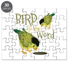 Bird Is The Word Puzzle