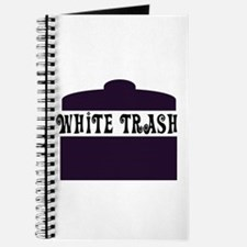 White Trash Can Journal