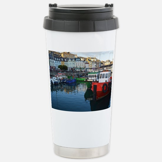 Cork Ireland - Port Stainless Steel Travel Mug