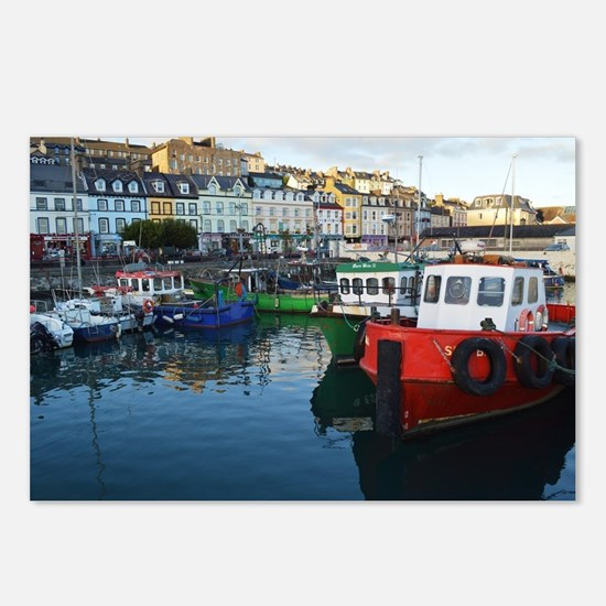 Cork Ireland - Port Postcards (Package of 8)
