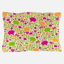 Cute Critters Pillow Case