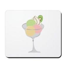 Ice Cream Parfait Mousepad