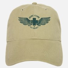 Here I Come Baseball Baseball Cap