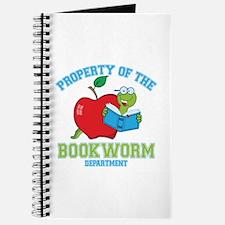 Bookworm Dept Journal