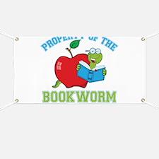 Bookworm Dept Banner