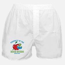 Bookworm Dept Boxer Shorts