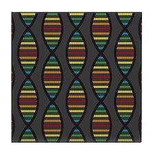 Strands of DNA Tile Coaster