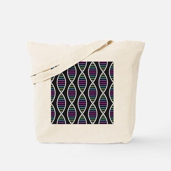 Strands of DNA Tote Bag