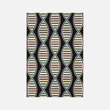 Strands of DNA Rectangle Magnet