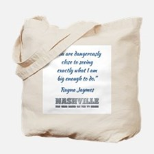 RAYNA QUOTE Tote Bag