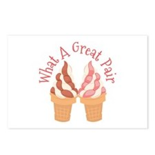What A Great Pair Postcards (Package of 8)