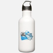 Cute Kids shark Water Bottle