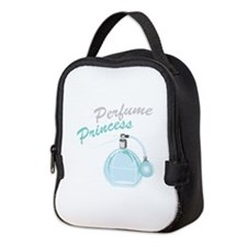 Perfume Princess Neoprene Lunch Bag