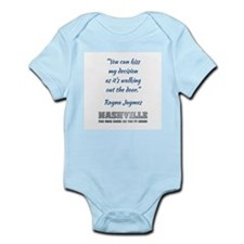 RAYNA QUOTE Infant Bodysuit
