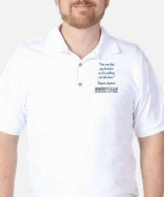 RAYNA QUOTE Golf Shirt