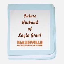 FUTURE HUSBAND... baby blanket
