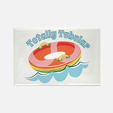 Totally Tubular Magnets