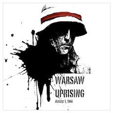 Warsaw Uprising Poster