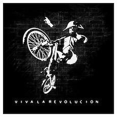 Napoleon BMX Freestyle Poster