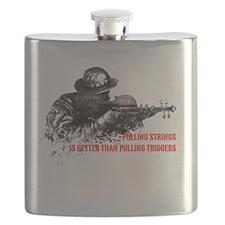 Violin Sniper Flask