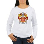 Pedroso Family Crest Women's Long Sleeve T-Shirt
