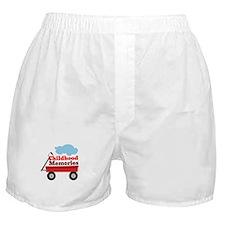 Childhood Memories Boxer Shorts