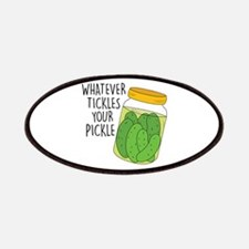 Tickles Your Pickle Patch