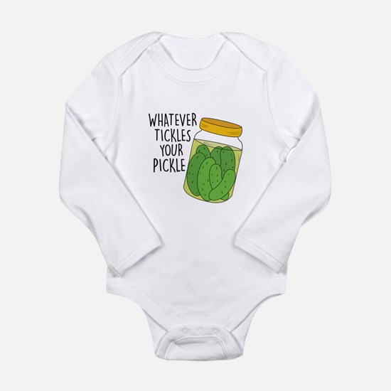 Tickles Your Pickle Body Suit