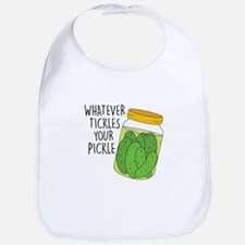 Tickles Your Pickle Bib