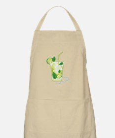 Mint & Lime Drink Apron
