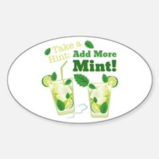 Add More Mint! Decal