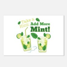 Add More Mint! Postcards (Package of 8)