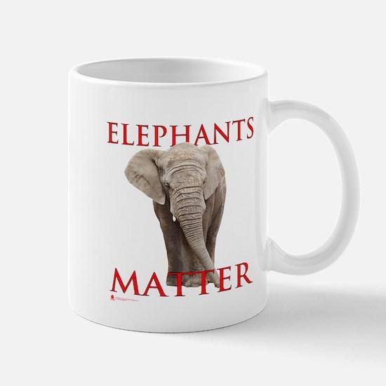 Irrelevant elephant
