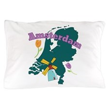 Amsterdam Pillow Case