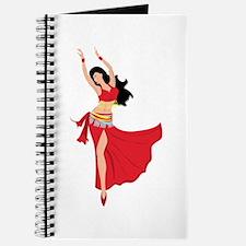 Belly Dancer Journal
