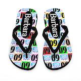 60th Flip Flops