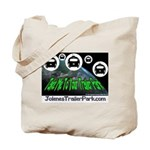 Alien Take Me To Your Trailer Tote Bag