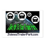 Alien Take Me To Your Trailer Postcards (Package o
