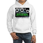 Alien Take Me To Your Trailer Hooded Sweatshirt