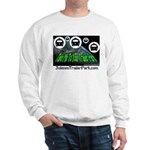 Alien Take Me To Your Trailer Sweatshirt